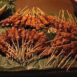 ジュンバタン・メラ - パーティー料理(例1)