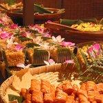 ジュンバタン・メラ - パーティー料理(例2)