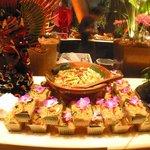 ジュンバタン・メラ - パーティー料理(例3)