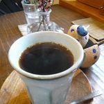 森の音 - セットには本日のコーヒー付きです