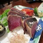 司 - 鰹塩たたき