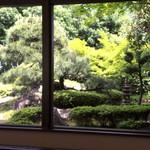 パナソニックリゾート大阪 - カラオケルームからの景色
