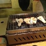 心・技・体 うるふ - 2014/12/11 じょう身三種盛り・ニンニク味