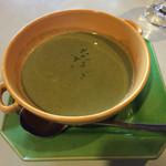 34503014 - ほうれんそうのスープ