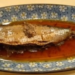 日本橋 かぶき - 鰯煮