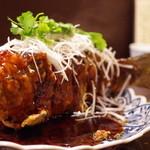 炒め処 寅蔵 - 料理写真:糖醋鲤鱼