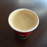 韓国料理 ミス コリア - コーヒー:300円