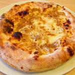 ピザハット・ナチュラル - 鶏そぼろと生姜のピッツァ