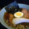 ミサキ食堂 - 料理写真:しょうゆラーメン~☆