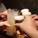松阪苑 - 乾杯