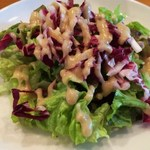 モリタ - ランチのサラダ
