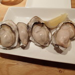 Kihachi - 焼き牡蠣