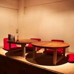 酒肴蕎麦 日和り - 別室もこんな風に