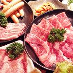 完全個室&食べ放題 焼肉ダイニングSae Style - 999円食べ放題!!ランチ限定です!!