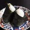 古市庵 - 料理写真:半熟煮卵、高菜