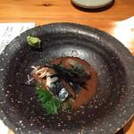 博多 魚頂天 - ゴマサバ