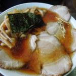 三番亭 - チャーシューメン(ネギ抜き)