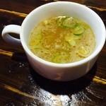 江川亭 - 中華スープ