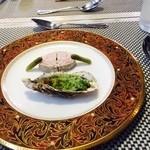 Bistorot Queue de Cochon - 前菜