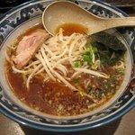 麺屋 黒船 - 醤油麺 650円