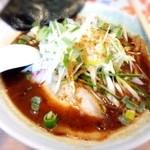 34520114 - 中山商店、魚介醤油にネギ増し
