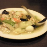 34520746 - セロリと白菜のあっさり炒め(2人分)