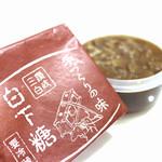 山田製糖 - 料理写真:白下糖 小 約500g (1000円) '14 12月下旬