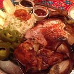 墨国回転鶏料理 - ウマウマ〜