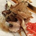 魚串 炙縁 - たこ焼きっ!