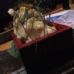 魚串 炙縁 - ポテトサラダ