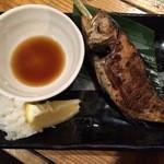 魚串 炙縁 - のどぐろの魚串
