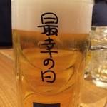 魚串 炙縁 - 男前ビール
