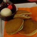 五龍閣 - 豆腐と豆乳のムースサンド