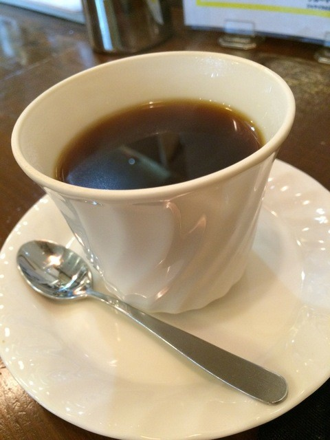 グラーノ - コーヒー(ロイヤルキャメル)500円