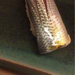 いち川 - 料理写真:コハダ
