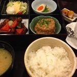 カフェ&ダイニング Chef's Palette - 日替わり弁当 1500円弱