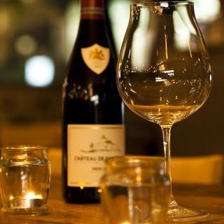 多数取り揃えたオーガニックワイン&自然派ワインのラインナップ