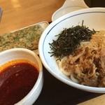 ウエスト - 料理写真:肉つけ麺