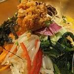 素饍齋 - 野菜のピピンパ