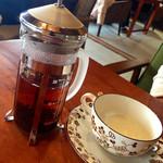 34536716 - 有機JAS認証の紅茶は、プレスで