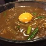 民芸そば処今井 - カレー丼