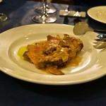 ラ・フレッチャ - 2015.1 岩中豚 白ワインの軽いブラザート