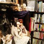シークレット ガーディアン ツー - Dollたち。棚には心理学系の書籍も。