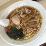 Nozawaya - 半チャーハンラーメン(800円)2015年1月