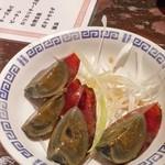 麺 鶴亀屋 - ピータン