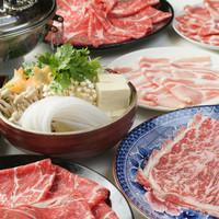 あづみ家 - 食べ放題コース
