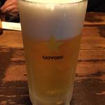 エルドラド - 冷え冷え生ビール