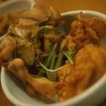 シーズンズビュッフェレストラン - 若鶏のグリル