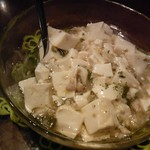 34546494 - 白い麻婆豆腐