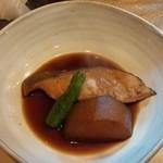 おおさわ - 銀鱈の煮付け